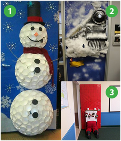 Office Decoration Ideas For The Holidays Vision Office